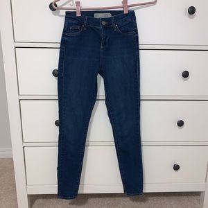 Topshop Jeans - TopShop PETITE Jeans - Leigh (slightly cropped).